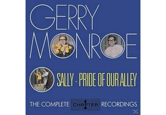 Gerry Monroe - Sally-Pride Of Our Alley - (CD)