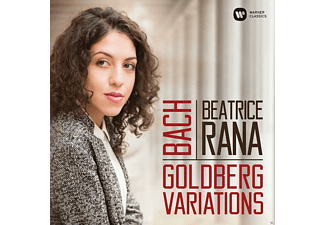 Beatrice Rana - Goldberg Variationen - (CD)