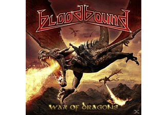 Bloodbound - War Of Dragons (Lim.Digipak) - (CD)