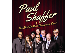 Paul&the World's Most Dangerous Band Shaffer - Paul Shaffer & The World's Most Dangerous Band - (CD)