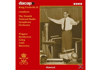 The Danish National Radio Symphony Orchestra - König Frederik IX Dirigiert - (CD)