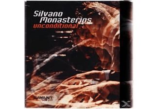Silvano Monasterios - Unconditional - (CD)