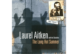 Laurel Aitken - The Long Hot Summer - (CD)