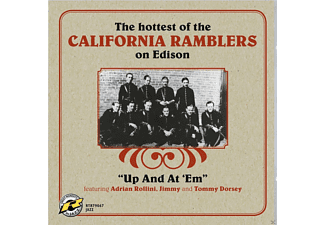 The California Ramblers - Up And At 'Em - (CD)
