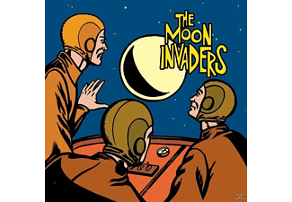 The Moon Invaders - Moon Invaders - (CD)