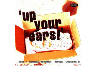VARIOUS - Up Your Ears Vol.3 - (CD)