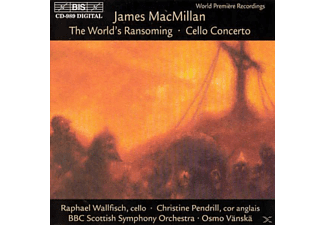 Vänskä, Raphael Wallfisch, B.B.C. Sympho - Worlds Ransoming/ Cellokonzert - (CD)