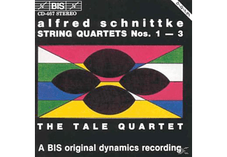 The Tale Quartet - String Quartets Nos. 1-3 - Tale Quartet - (CD)