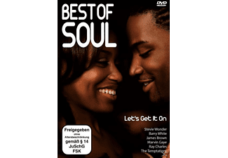 VARIOUS - Best Of Soul-Let's Get It On - (DVD)