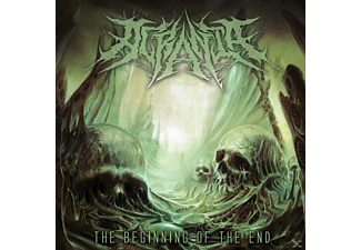 Acrania - The Beginning Of The End - (CD)