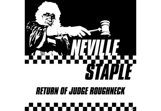 Neville Staple, VARIOUS - Return Of Judge Roughneck - (CD)