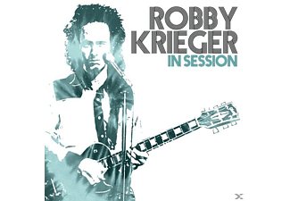 Robby Krieger - In Session - (CD)