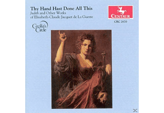VARIOUS - Thy Hand Hast Done All This - (CD)