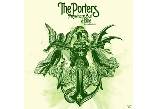 The Porters - ANYWHERE BUT HOME - (CD)