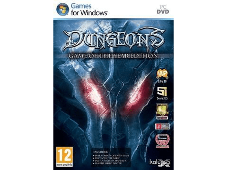 Dungeons - Game Of The Year Edition PC gaming games pc games
