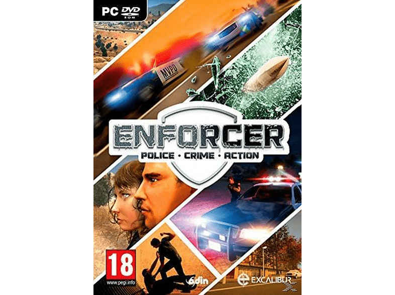 Enforcer - Police Crime Action PC gaming games pc games