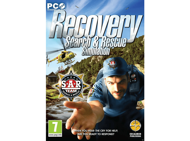 Recovery Search and Rescue Simulation Game PC gaming games pc games