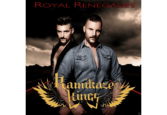 Kamikaze Kings - Royal Renegades - (CD)