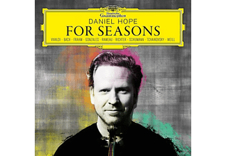 VARIOUS - Fo(U)R Seasons - (CD)
