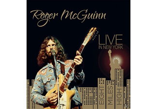 Roger Mcguinn - Live In New York-Eight Miles High - (Vinyl)
