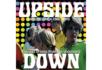 VARIOUS - Upside Down Vol.One (180 Gr.Lim..Green Vinyl) - (Vinyl)