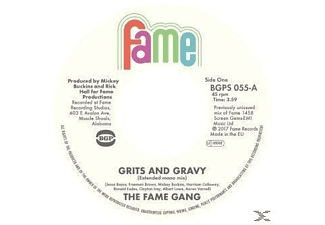 The Fame Gang - Grits & Gravy/Crime Don't Pay - (Vinyl)