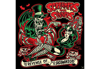 "Screamers And Sinners - The Revenge Of ""El Sacamantecas"" - (LP + Bonus-CD)"