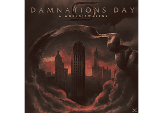 Damnations Day - A World Awakens - (CD)
