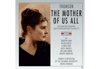 Chorus & Orchestra Of The Columbia University - The Mother Of Us All - (CD)
