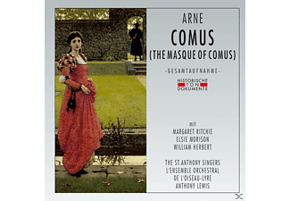 The St.Anthony Singers/L`Ensemble Orchestral De L - Comus (The Masque Of Comus) - (CD)