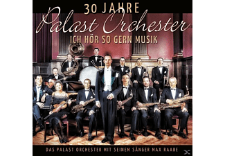 Palast Orchester & Max Raabe - 30 Jahre Palast Orchester-Ich Hör So Gern Musik - (CD)