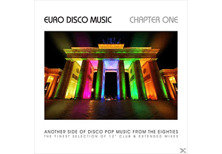 VARIOUS - Euro Disco Music-Chapter One - (CD)