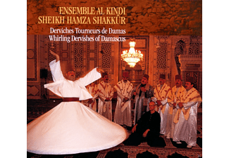 Al-kindi Ensemble - Derviches Tourneurs De Damas - (CD)