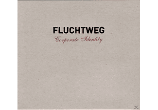 Fluchtweg - Corporate Identity - (CD)