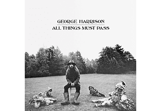 George Harrison - All Things Must Pass (LTD 3LP) - (Vinyl)