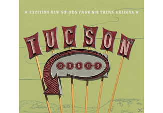 VARIOUS - Tucson Songs - Exciting New Sounds From Arizona [CD]