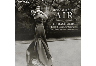 Anne Akiko Meyers, English Chamber Orchestra - Air- J.S Bach - (CD)