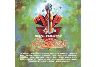 VARIOUS - All Stars Musical Productions [CD]