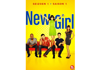 New Girl Seizoen 1 TV-serie