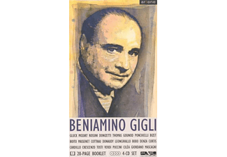 Div Interpreten - Beniamino Gigli (Various) - (CD)