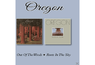 Oregon - Out Of The Woods/Roots In The Sky - (CD)