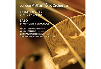 The London Philharmonic Orchestra - Violin Concerto & Symphonie Espagnole - (CD)