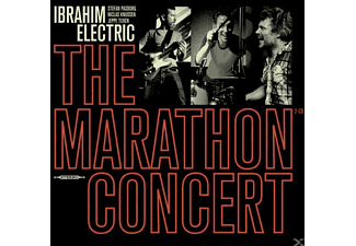 Ibrahim Electric - The Marathon Concert - (CD)