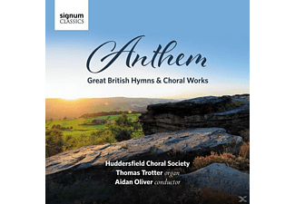 Huddersfield Choral Society/+ - ANTHEM-GREAT BRITISH HYMNS & CHORAL WORKS - (CD)