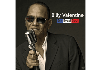 Billy Valentine - Brit Eyed Soul - (CD)