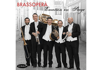 Brassopera - Emotion On Stage - (CD)