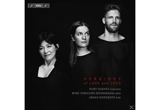 Ruby Hughes - Heroines of Love and Loss - (SACD Hybrid)
