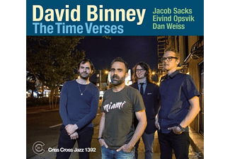 David Binney - The Time Verses - (CD)