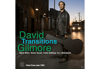 David Gilmore - The Time Verses - (CD)