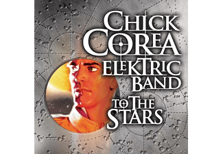 Chick Electric Band Corea - To The Stars - (CD)